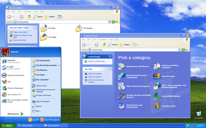 Aprende a mantener la seguridad y sigue usando Windows XP | Tecnología - ComputerHoy.com