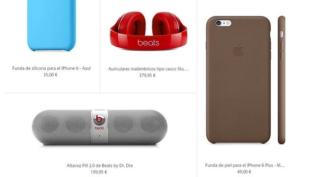 3bc1c1bbeb7 Fundas de iPhone 6 y complementos oficiales (precios) | Tecnología -  ComputerHoy.com