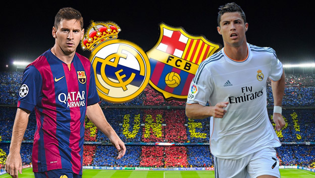 Fc barcelona real madrid c mo ver online y en directo for Futbol real madrid hoy