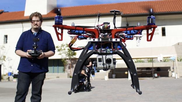 Piloto de drones, una profesión con futuro