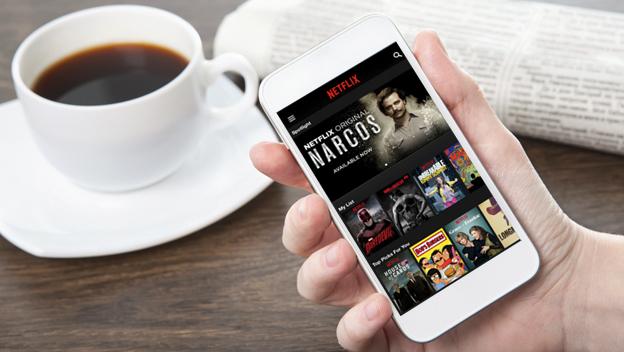 El modo offline de Netflix ahora permite guardar contenidos en la