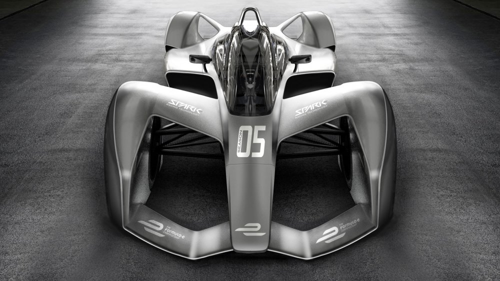 Fórmula E: así serán los nuevos coches eléctricos de competición ...