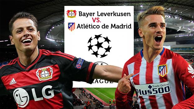 Cómo Ver Online En Directo El Bayer Leverkusen Vs Atlético De Madrid De Champions Tecnología Computerhoy Com