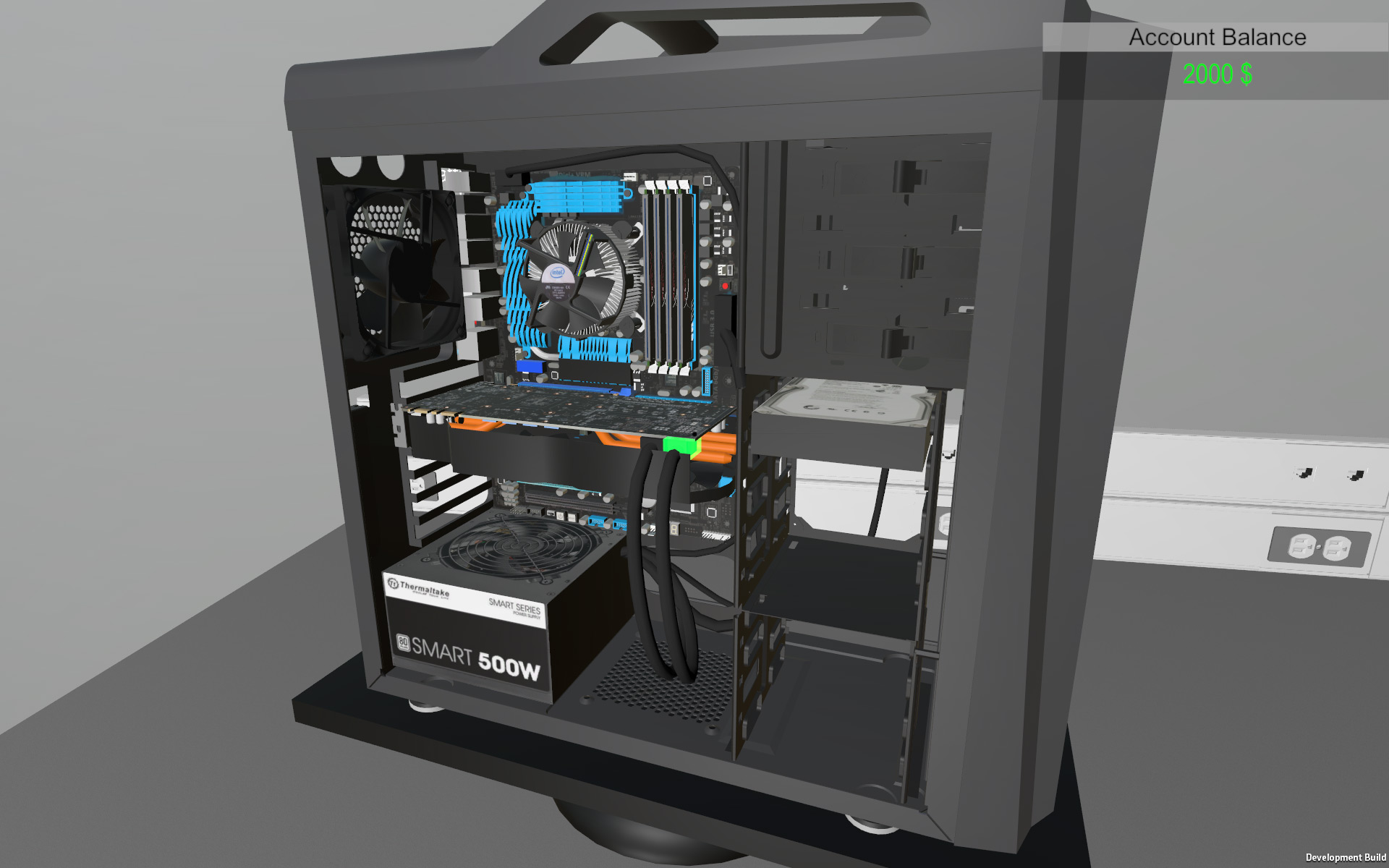 Juega a montar tu propio ordenador con pc building for Online house builder simulator