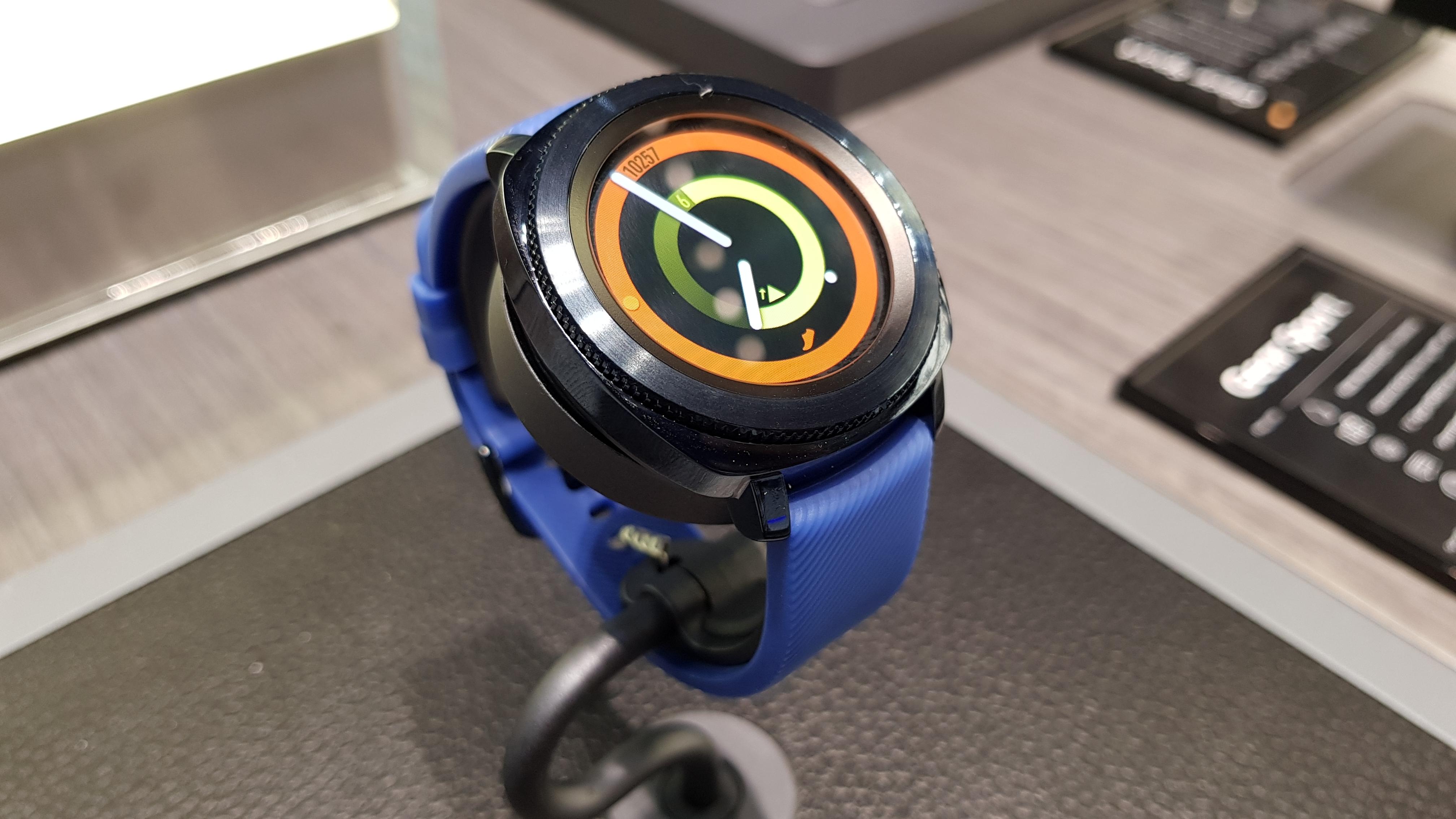 043ad2a4ed41 Así luciría el Samsung Galaxy Watch Sport