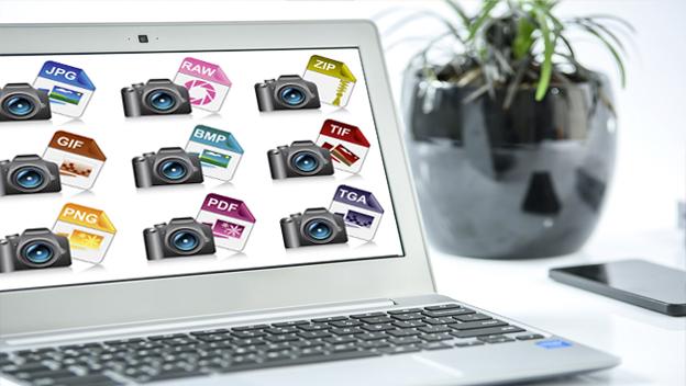 ¿Cuándo usar JPG, GIF, PNG, RAW y otros formatos de imagen?