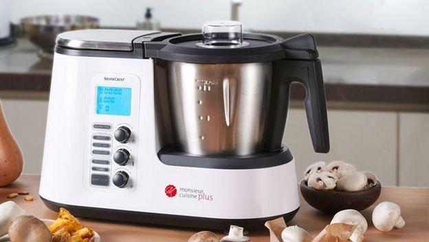 Merece la pena el robot de cocina de lidl la thermomix for Robot de cocina la razon