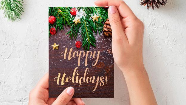 Hacer Tarjetas Navidenas Online Con Fotos.Las Mejores Web Con Postales De Navidad Para Descargar