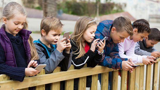 Los niños y el uso de los móviles: no es el cuánto, es el cómo