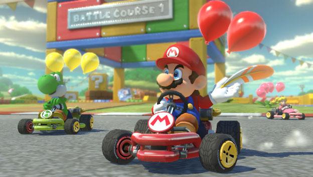 Apúntate a la beta de Mario Kart en Android