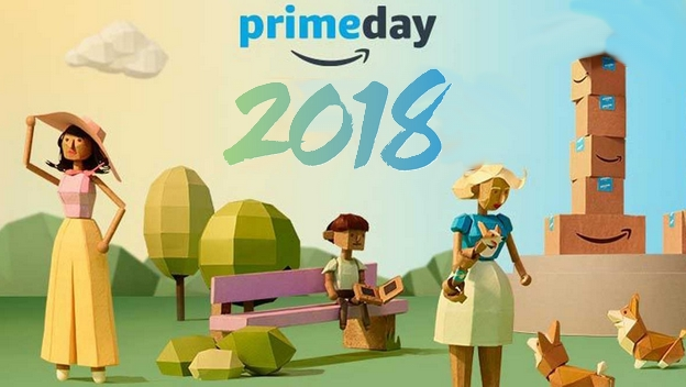 Amazon Prime Day 2018 - Magazine cover