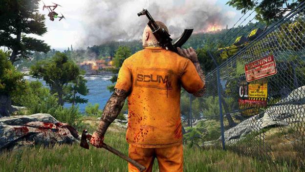 SCUM, el simulador que lleva la supervivencia al extremo