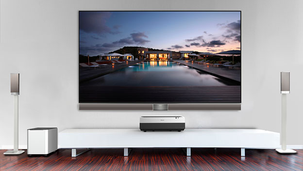 Hisense Láser TV: pantalla de 100 pulgadas y resolución 4K