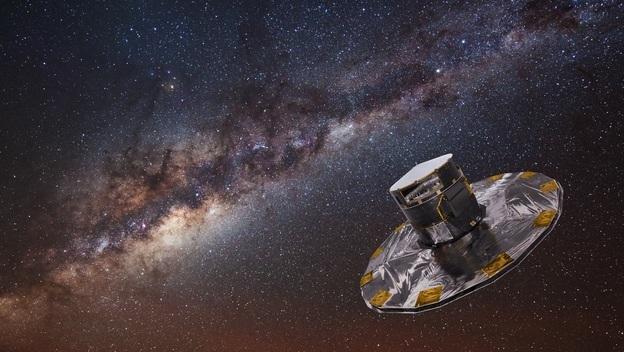Así han descubierto la colisión de dos galaxias cercanas a la Vía Láctea