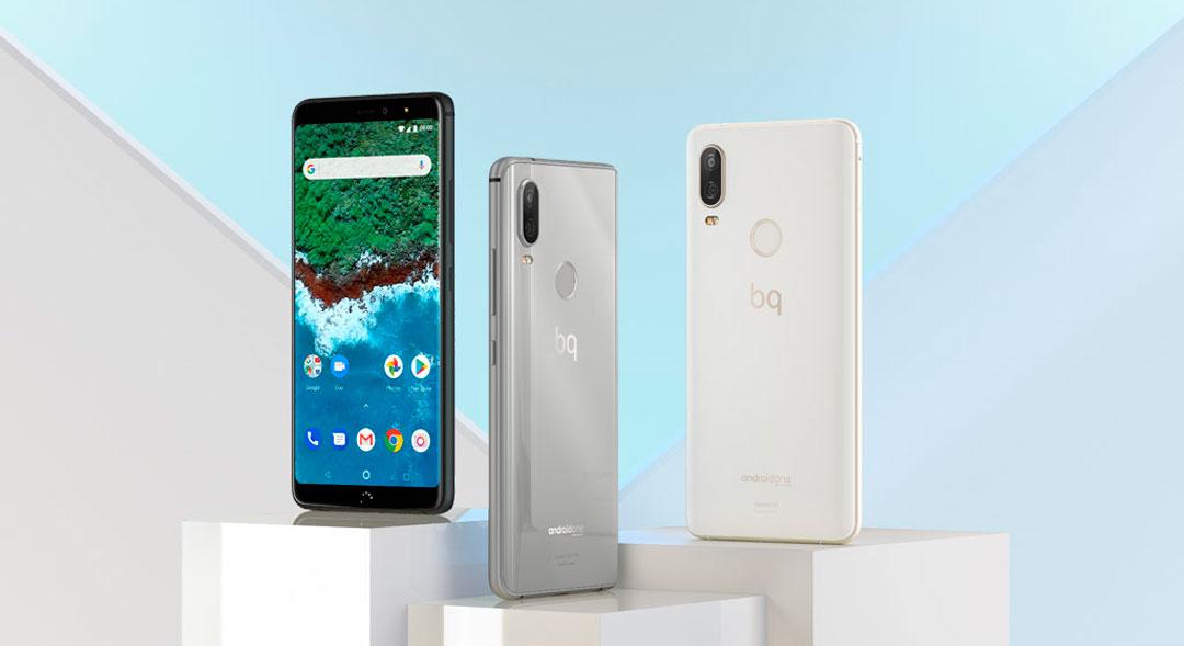 BQ Aquaris X2 y X2 Pro: más y mejores cámaras con Android One