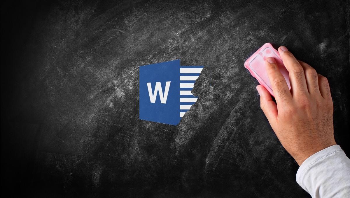 Cómo recuperar un archivo de Word sin guardar