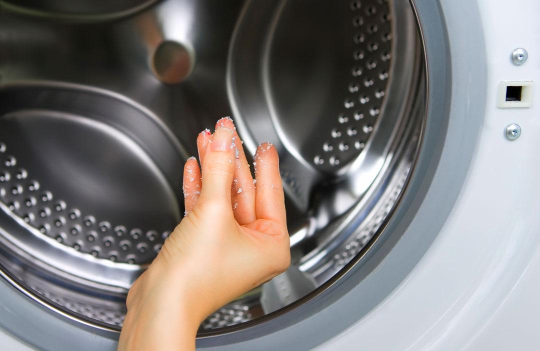 Consejos y trucos para limpiar la lavadora por dentro
