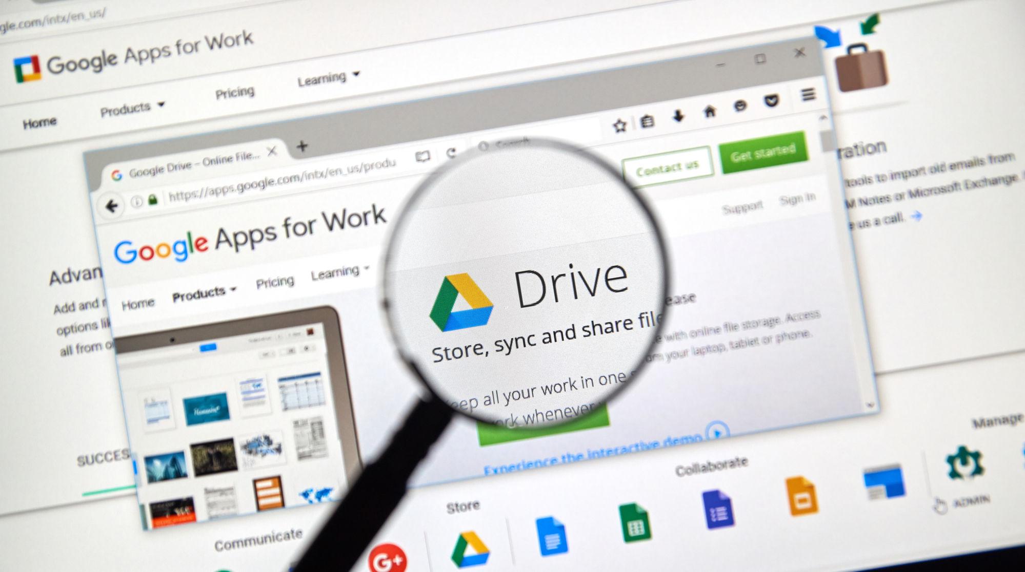 10 trucos de Google Drive que te interesa conocer en 2018