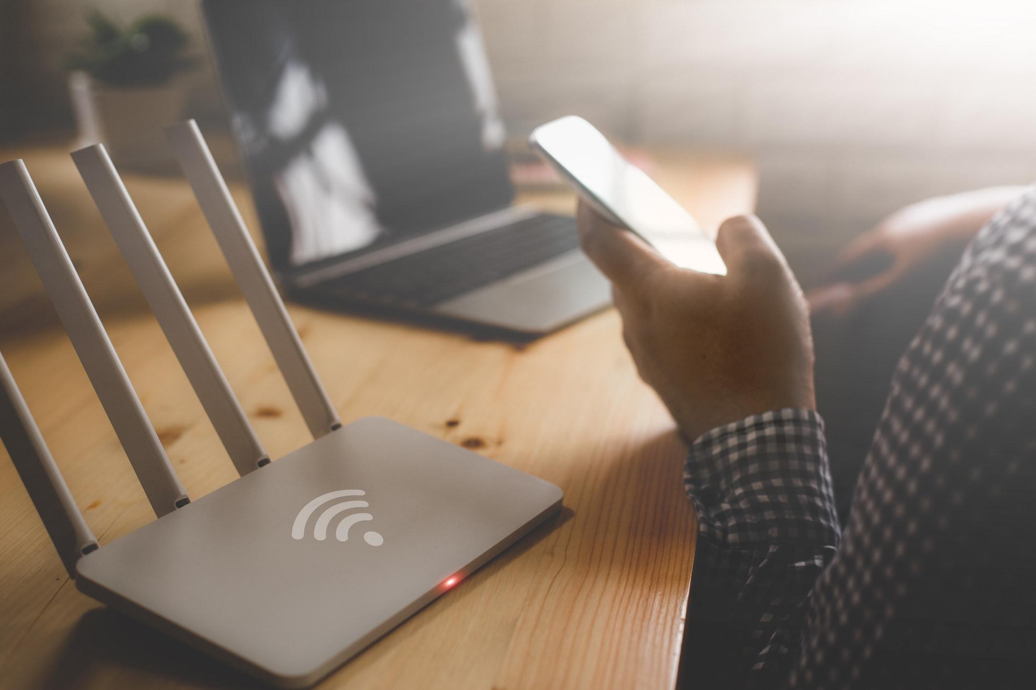 Cómo recuperar una contraseña de acceso a un router WiFi olvidada