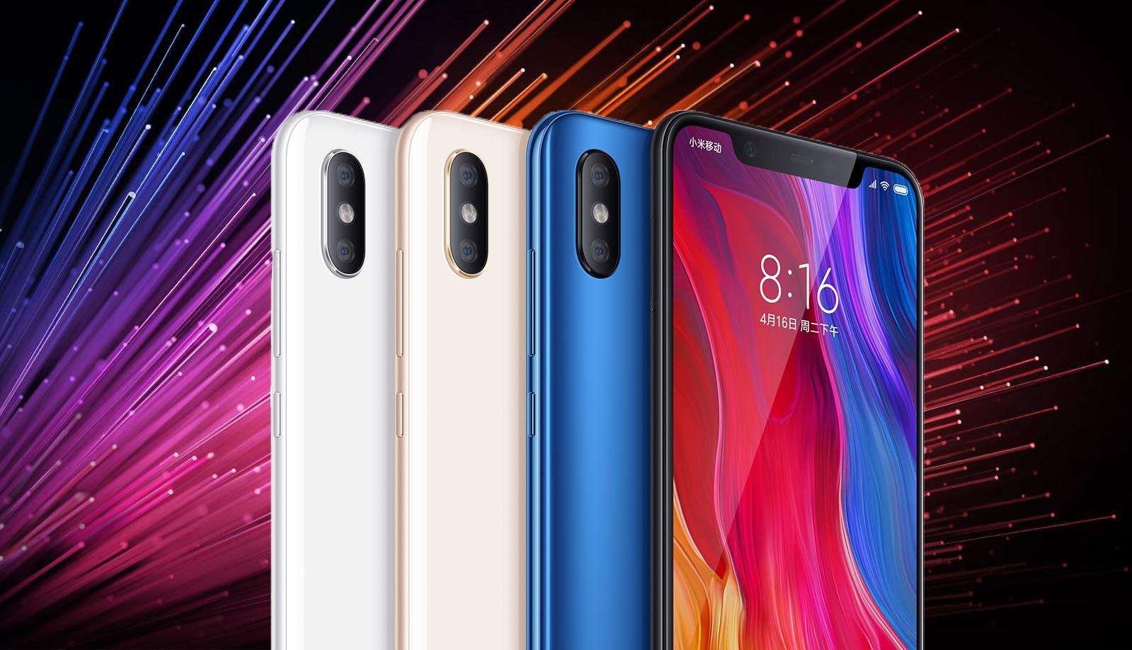 Xiaomi Mi 8, la nueva bestia china que pondrá contra las cuerdas a la competencia