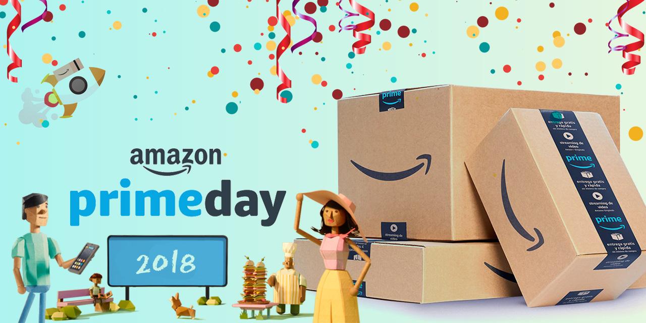 Resultado de imagen para Amazon Prime Day 2018