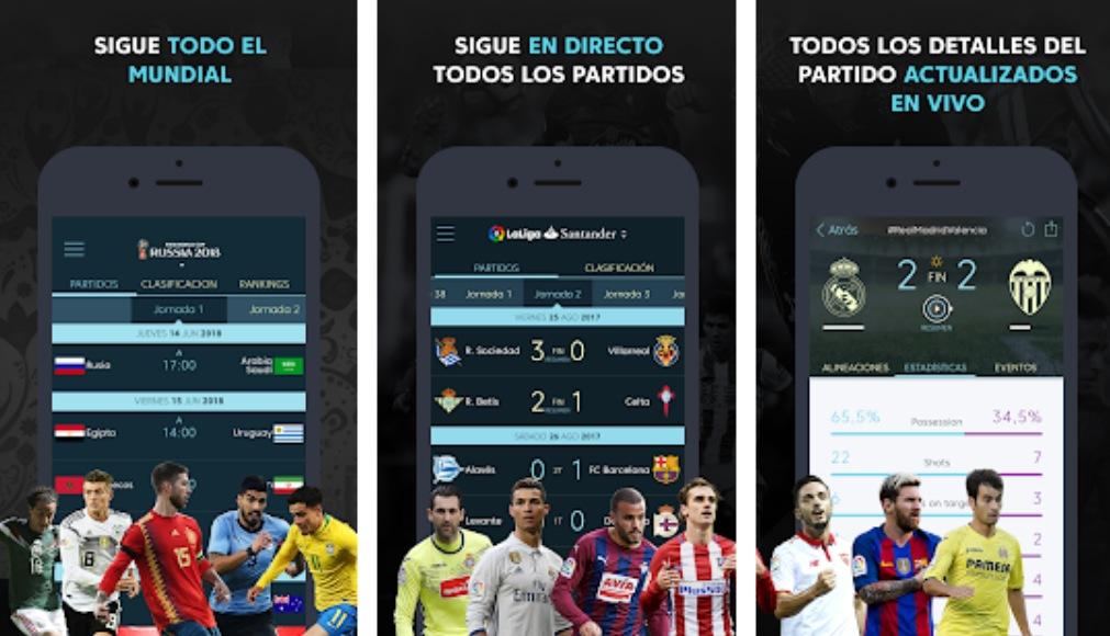 La app de La Liga usa el micro del móvil para detectar los bares con fútbol pirata