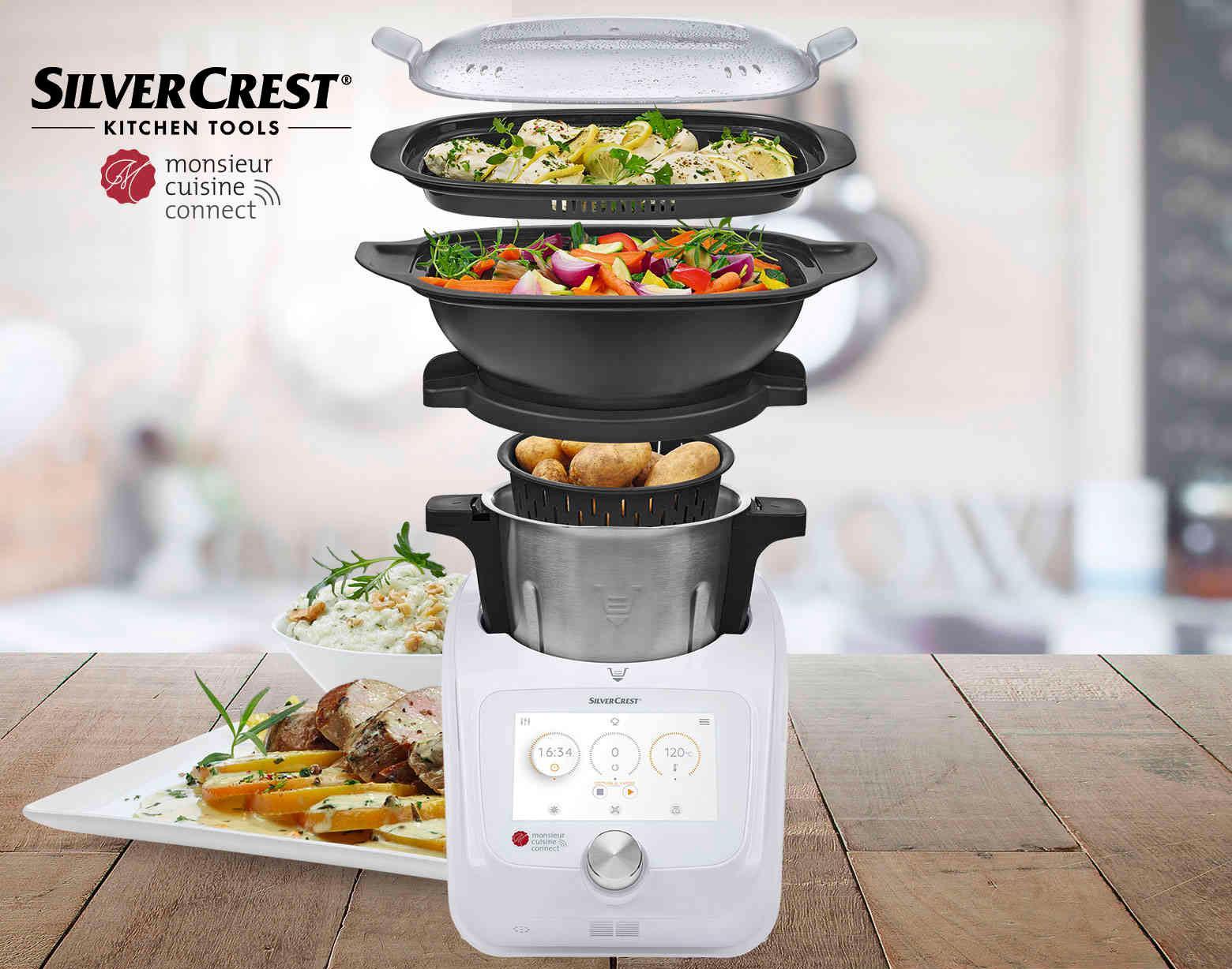 el robot de cocina de lidl la thermomix barata merece
