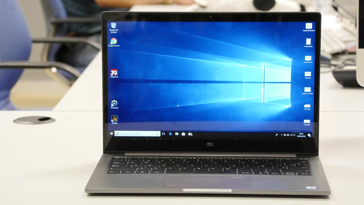 Probamos el portátil de Xiaomi: así es el Mi Laptop Air que ya puedes comprar en España