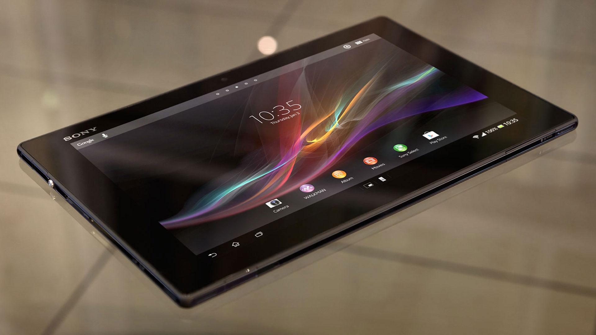 Sony tampoco confía en las tablets, y habría cancelado varias para 2018