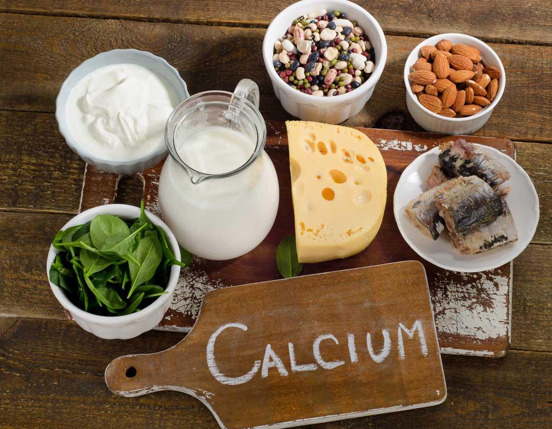 10 alimentos ricos en calcio que sirven para quemar grasa