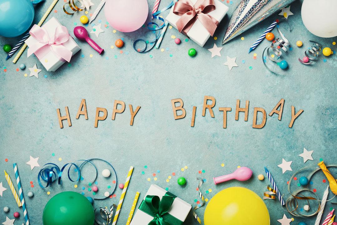 50 imágenes de felicitaciones de cumpleaños para enviar