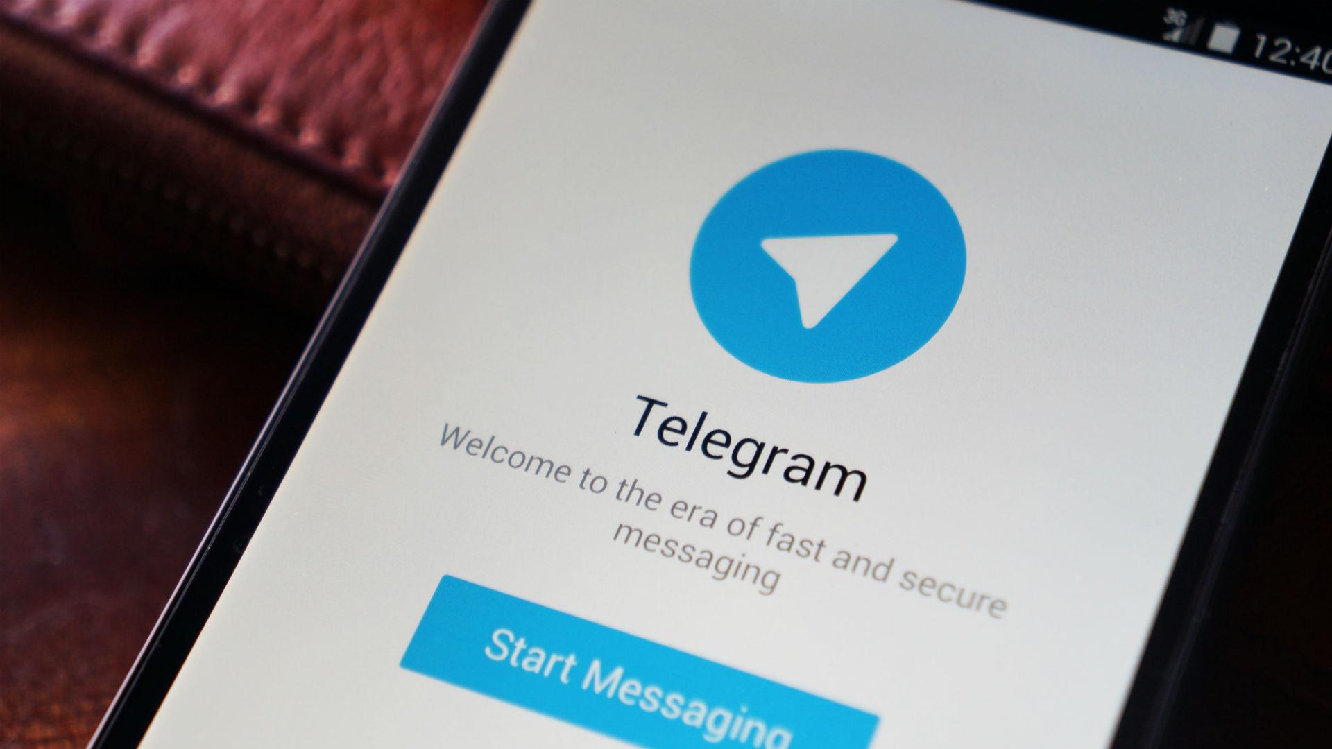 Ya puedes subir a Telegram tu pasaporte y DNI para identificarte online