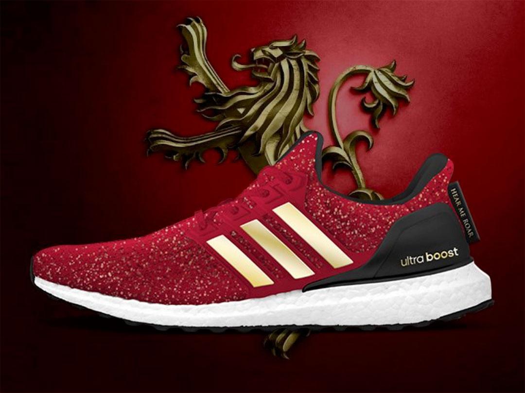leninismo enchufe Acelerar  Filtradas las zapatillas de Juego de Tronos que Adidas lanzaría en 2019    Entretenimiento - ComputerHoy.com