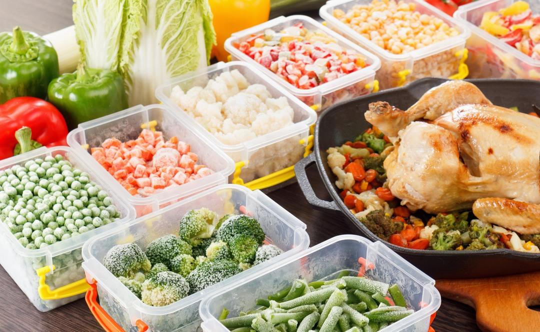 10 alimentos que no sabías que podías congelar