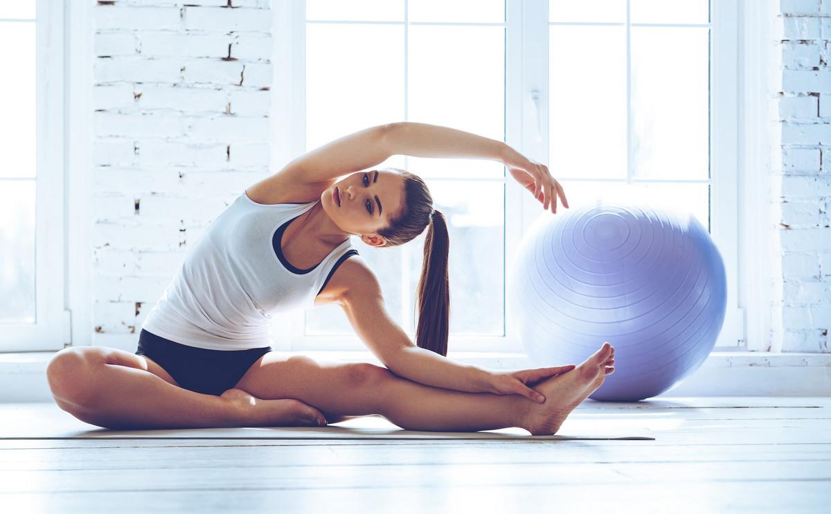 ¿Los estiramientos musculares pueden ayudarte a adelgazar?