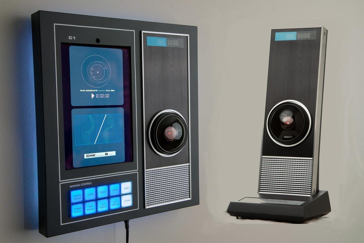 Ya puedes instalar en tu casa el ordenador HAL 9000 de 2001 Una Odisea del Espacio