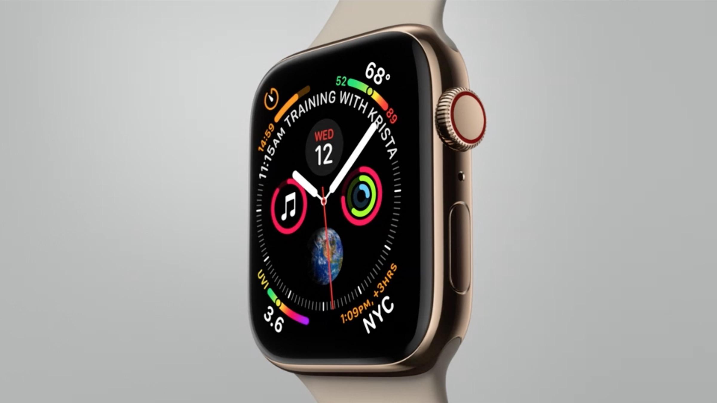 Apple Watch 4, en oferta a precio mínimo en Ebay por sólo 398€