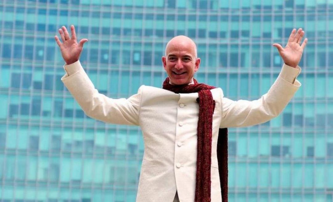 Así es un día en la vida de Jeff Bezos, fundador de Amazon y hombre más rico del mundo