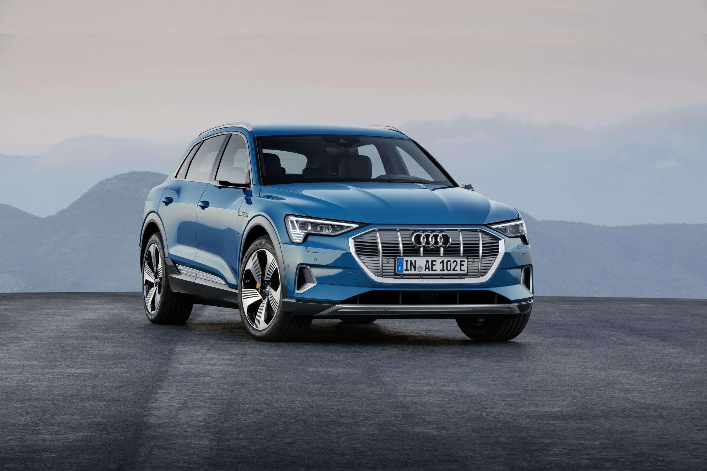 Audi San Francisco >> Así es el Audi e-tron 2019, el primer coche completamente eléctrico de Audi   Motor ...