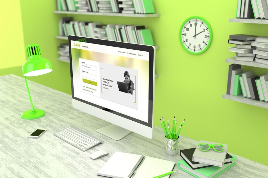 Bankia online c mo iniciar sesi n en tu cuenta for Bankia oficina movil