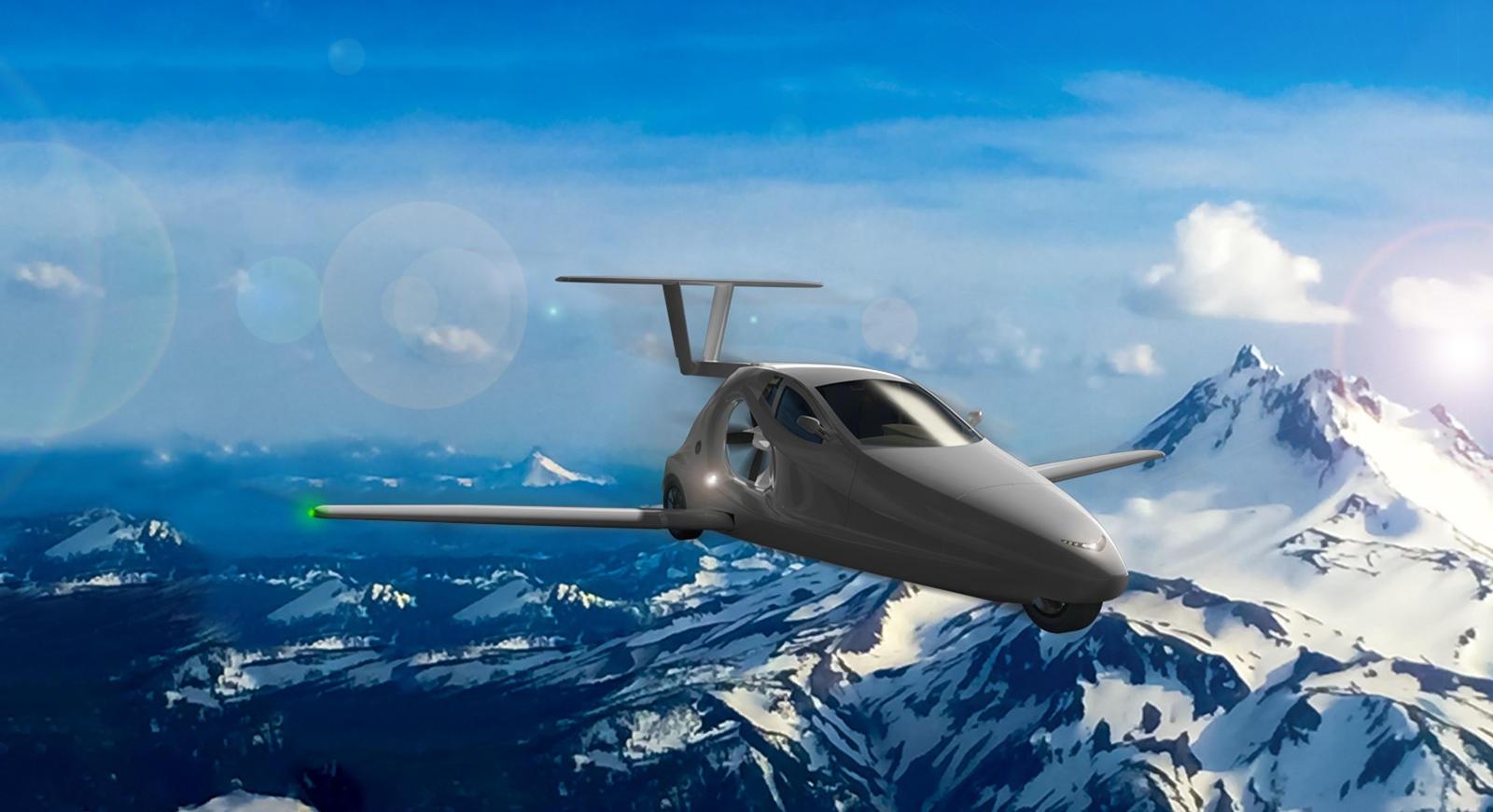 Este coche volador acumula ya 800 pedidos