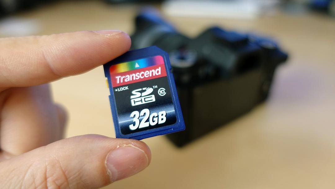 Cómo elegir la mejor tarjeta de memoria para tu cámara de fotos