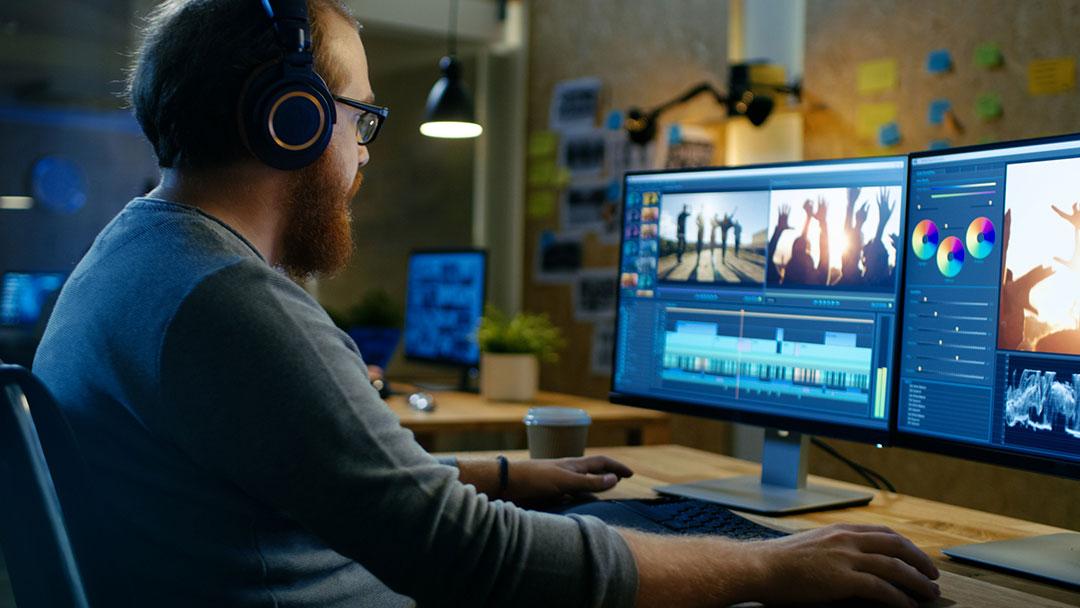 Un nuevo sistema permite manipular vídeo de forma realista