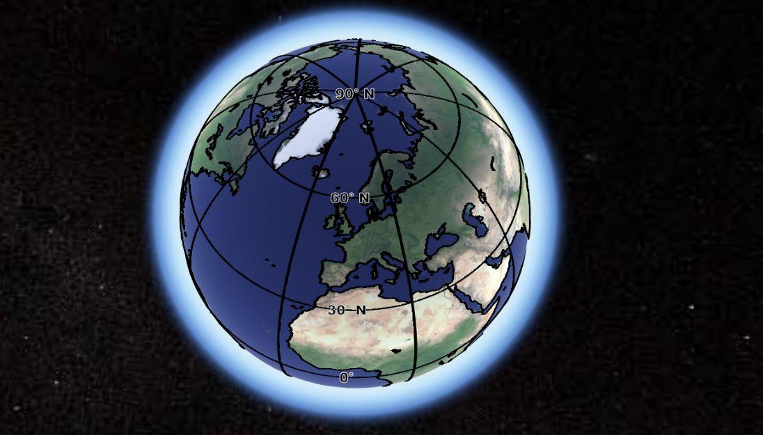 Los humanos somos los causantes de la desviación del eje de rotación de la Tierra