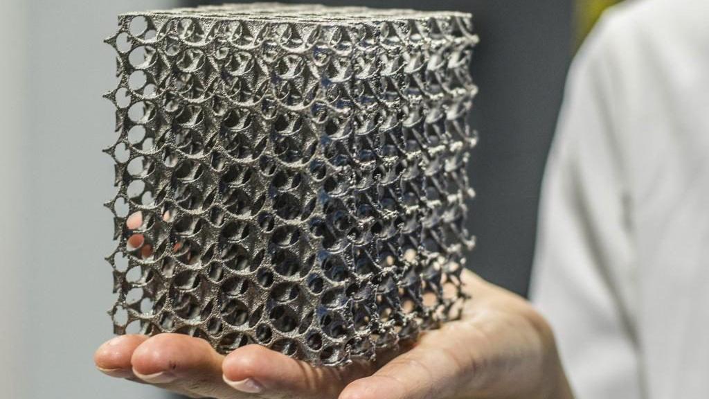 La impresión 3D con metal ya es posible, y será el futuro