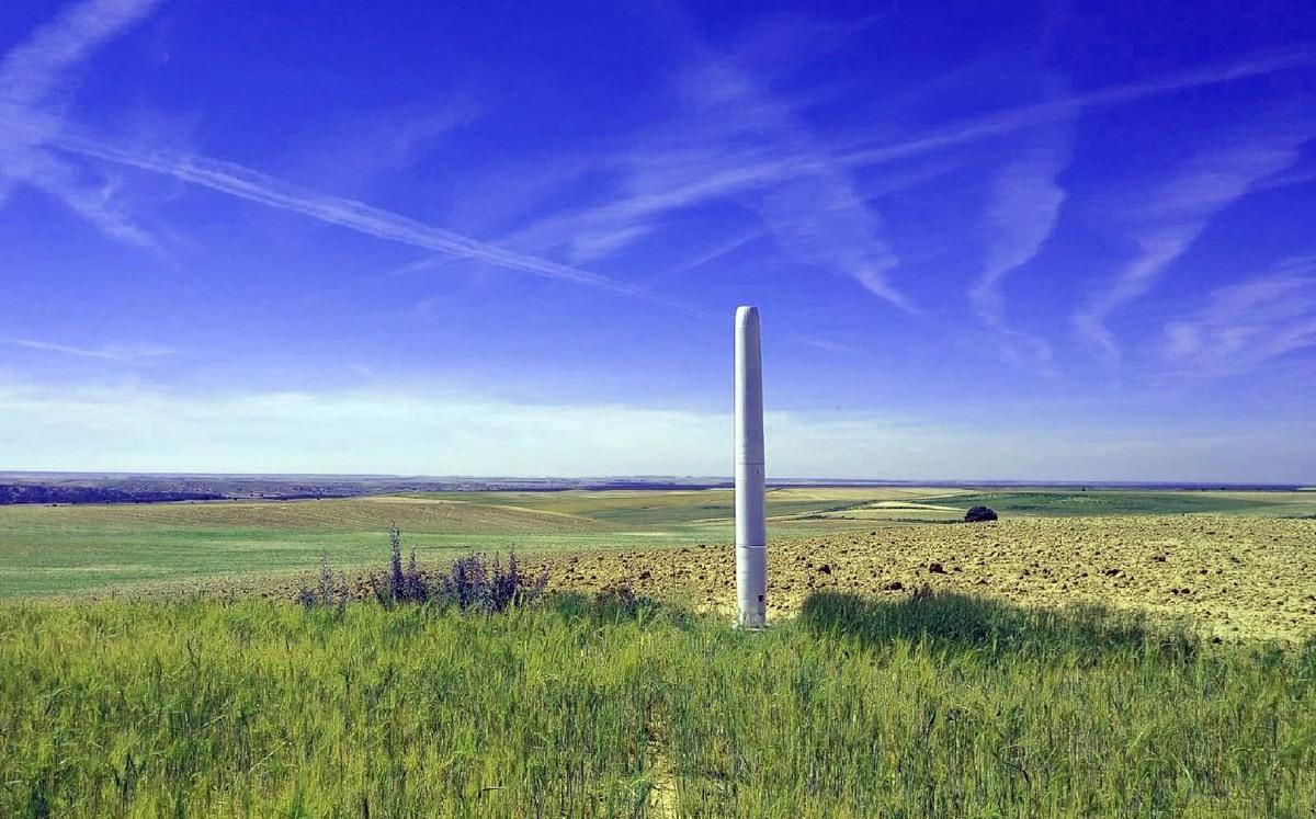 Las primeras turbinas eólicas sin palas del mundo son españolas