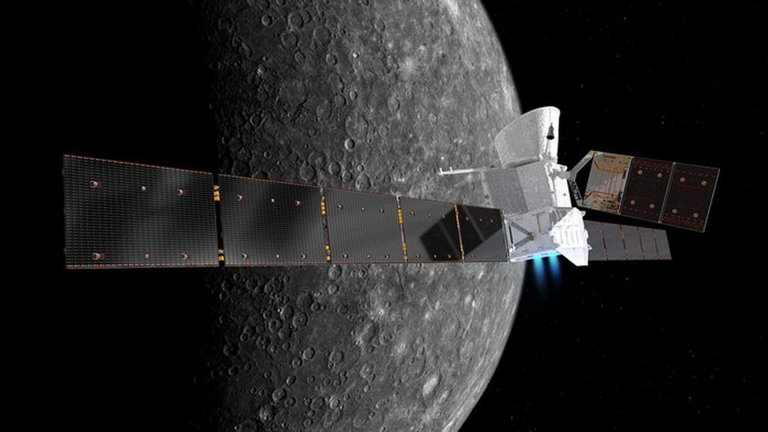 Despega la nave europeo-japonesa BepiColombo, que llegará a Mercurio... en siete años