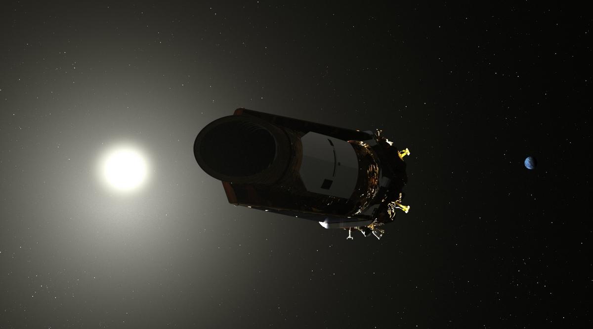 La NASA confirma la muerte del telescopio espacial Kepler, el mayor cazador de planetas