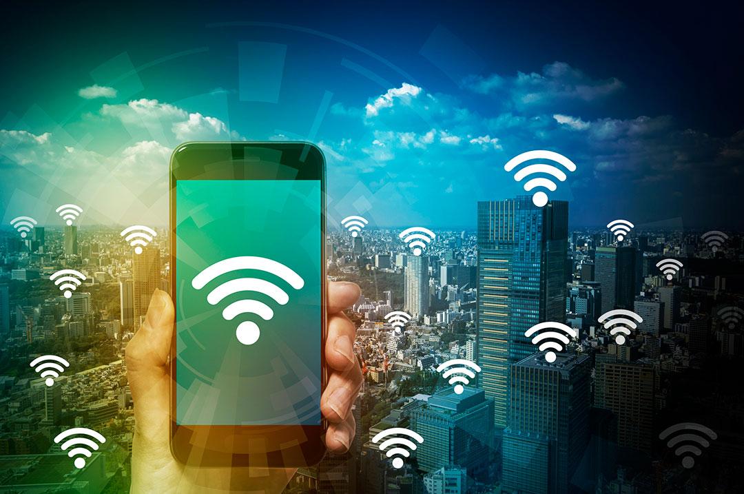 Científicos convierten la señal WiFi en electricidad, el móvil sin batería está más cerca