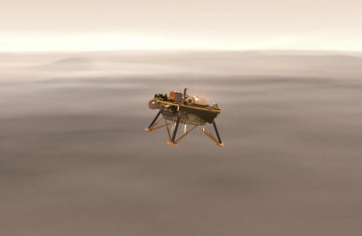 Cómo ver el aterrizaje de la nave InSight de la NASA en Marte el 26 de noviembre